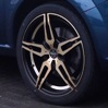 Opel Zafira B - 18Zoll - Barracuda Starzz - Candy Coating Gold